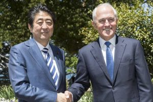 Australia, Japan to fast-track TPP vote to pressure US