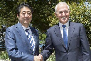 Australia, Japan to fast-track TPP vote to pressure US