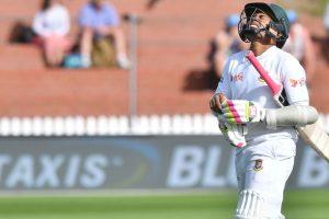 Bangladesh captain Mushfiqur blames bowlers for Wellington defeat