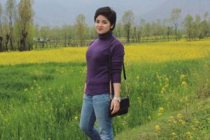 Zaira Wasim to speak on Kashmir at Zuni Chopra's book launch