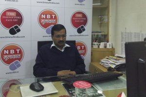 EC issues notice to Kejriwal over poll speech comments