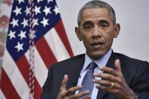 Obama issues warning on first anniversary of Iran nuclear deal