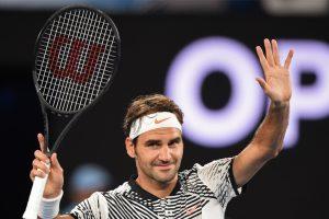 Felt nervous: Federer after first-round Oz Open win