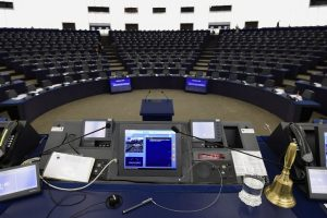 EU parliament in tense election for new president