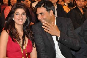 'Partners in crime' Akshay, Twinkle clock 16 years of marriage