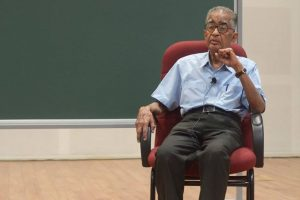 'Black hole man of India' C.V. Vishveshwara dead