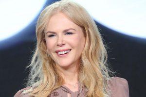 Nicole Kidman praises Shailey Woodley