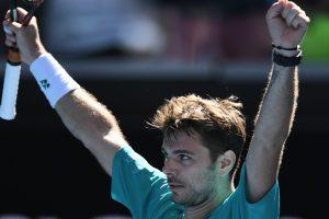 Australian Open: Wawrinka, Nishikori ease into third round