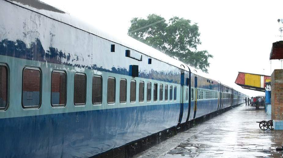 Chandigarh-Baddi railway, Indian Railways, Virender Kashyap