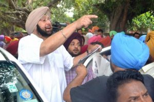 Will wipe out Badals from Punjab: Amarinder Singh