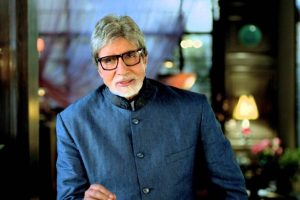 50 % work force on sets is female: Amitabh