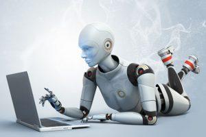 Robot writes news in China