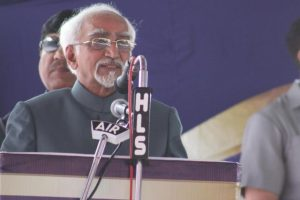 State, society insecure in India, says Hamid Ansari