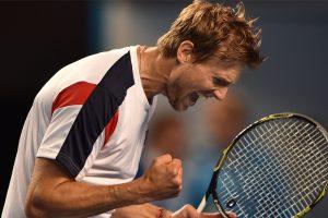 Australian Open: Seppi stuns Kyrgios in second round