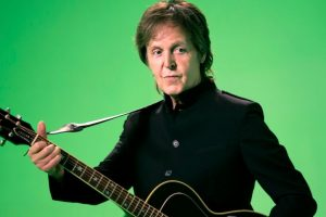 McCartney has opted for salted cashews over booze before gig