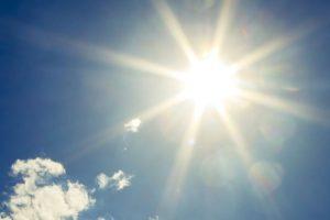 Jammu records season's hottest day