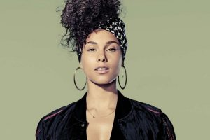 Not a slave to makeup: Alicia Keys