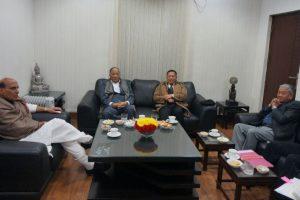 Rajnath Singh asks Nagaland CM to intervene in Manipur's imbroglio