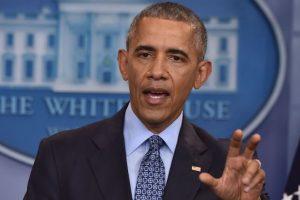 Barack Obama unveils presidential centre design