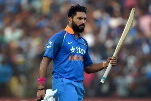 2nd ODI: Yuvraj, Dhoni propel India to massive 381/6