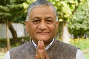 Indians do well abroad due to low interest on loans: V K Singh