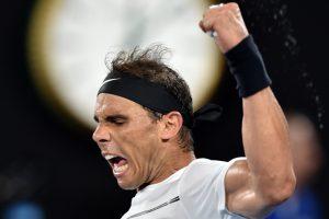 Australian Open: Nadal blitzes Baghdatis to make third round