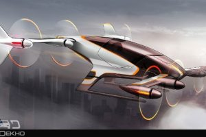Airbus' flying car project is called Vahana