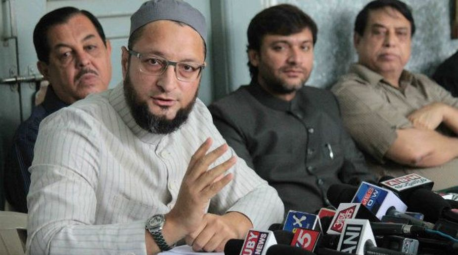 National anthem in cinema halls was wrong decision: Owaisi