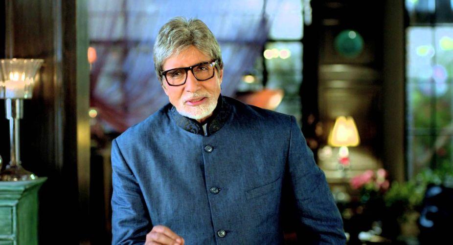 Didn't take salary for 'Black': Amitabh Bachchan