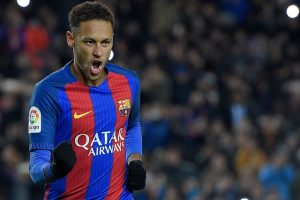 Copa del Rey: Neymar penalty gives Barcelona advantage