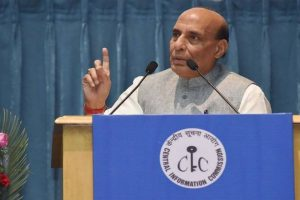 Home Minister Rajnath Singh in Kyrgyzstan to attend SCO meet