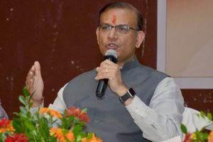 Congress questions Jayant Sinha's claim of creation of New India