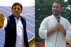 Uncertainty clouds SP-Congress alliance in UP