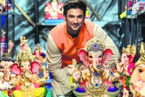 A woman's fearlessness gets my attention: Sushant
