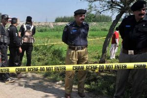 Three killed, 6 injured in Pakistan suicide attack