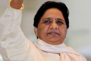 Alliance with SP will not help Congress in UP: Mayawati