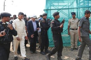 Andhra Pradesh CM to get additional security in view of Maoist threat