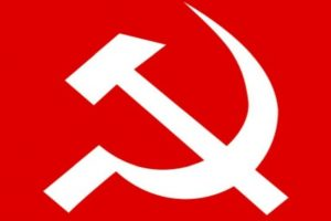 CPI-M leaders march to SP's office after getting bail