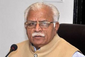 Emphasise on large scale industries for employment: Khattar
