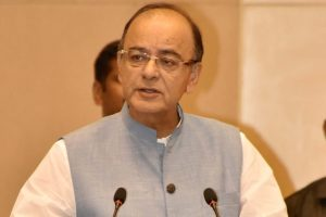 India has to grow faster, running against time: Jaitley