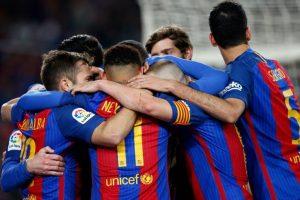 Pressure on as Barcelona face Eibar in La Liga