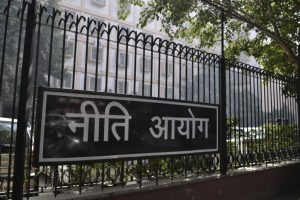 Fiscal deficit to be reduced to 3 per cent by 2019: NITI Aayog