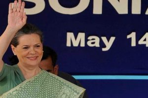 Sonia greets people, hails farmers' contribution for rich harvest