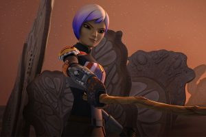 Star Wars Rebels S03E14: Trials of the Darksaber review