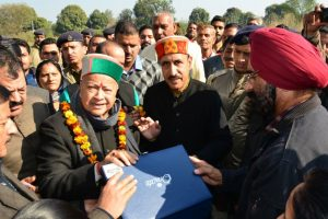 Himachal CM assures funding to Waste Warriors