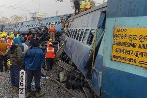 Railways announces ex-gratia for those injured in train derailment