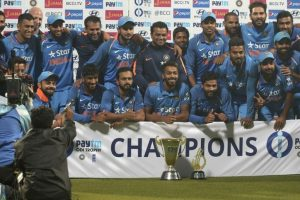 3rd ODI: England win nail-biting thriller, India take series 2-1