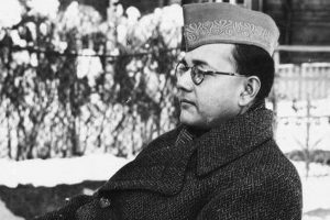 A tribute to Netaji