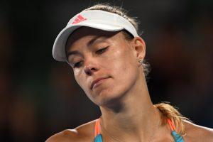 Australian Open: Angelique Kerber sent packing
