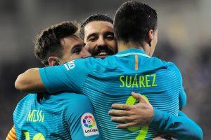 La Liga: Barcelona, Sevilla trim Real Madrid's lead